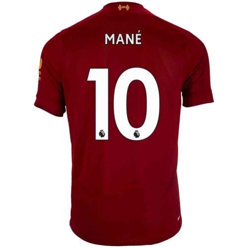 2019/20 Kids New Balance Sadio Mane Liverpool Home Jersey