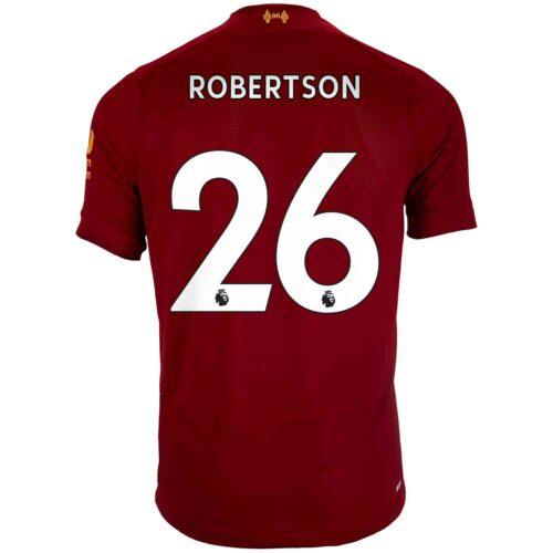 2019/20 Kids New Balance Andrew Robertson Liverpool Home Jersey