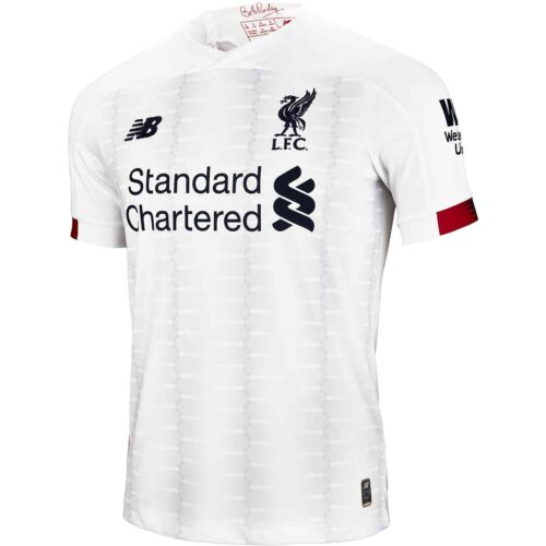 2019/20 Kids New Balance Liverpool Away Jersey