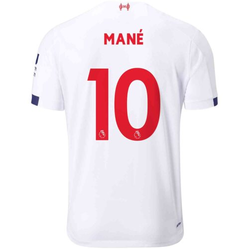 2019/20 Kids New Balance Sadio Mane Liverpool Away Jersey