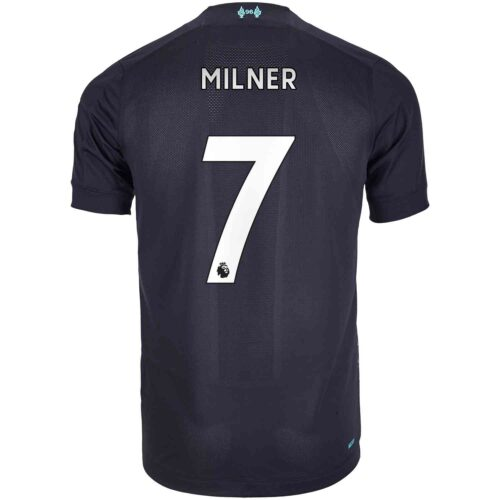 2019/20 Kids New Balance James Milner Liverpool 3rd Jersey