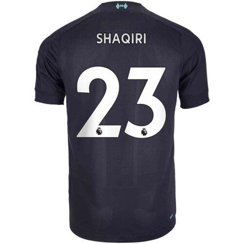 2019/20 Kids New Balance Xherdan Shaqiri Liverpool 3rd Jersey