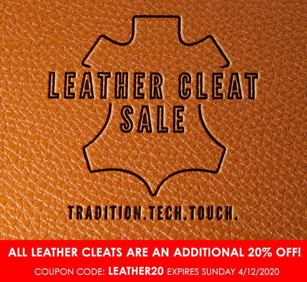 Leather Soccer Cleats Sale