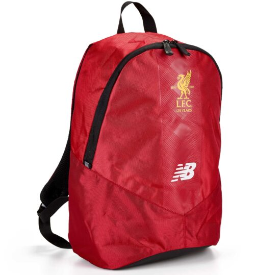 New Balance Liverpool Backpack – High Risk Red