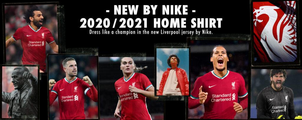 liverpool 20-21 home kit