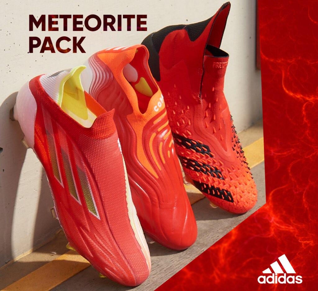 meteorite pack by adidas predator freak x speedflow copa sense