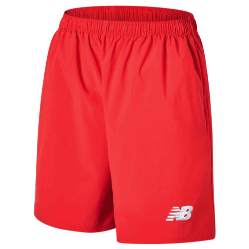New Balance Liverpool Elite Woven Training Short – Racing Red