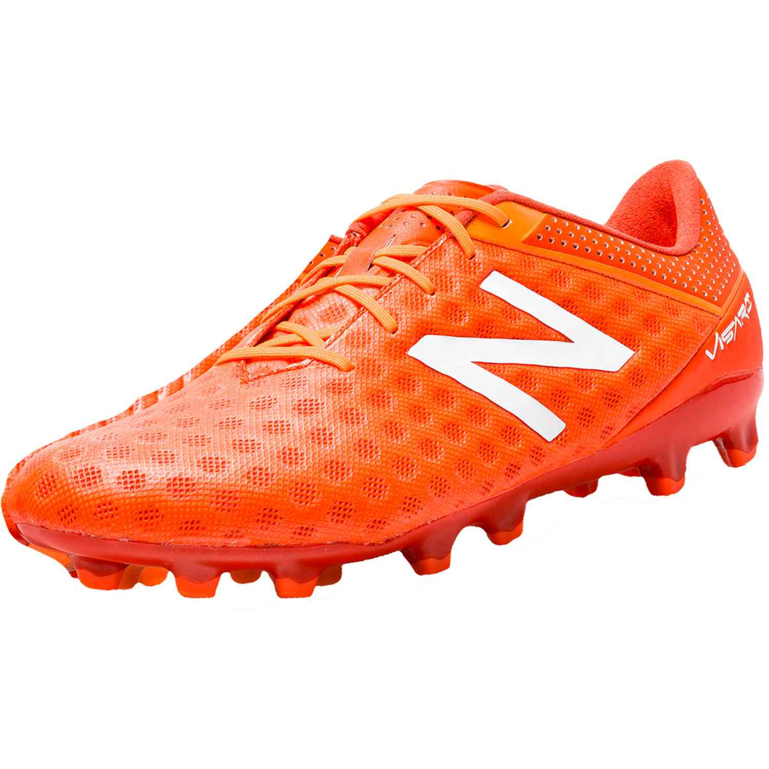 e8c8919c5cf48 New Balance Visaro FG Cleats - Orange NB Soccer Shoes