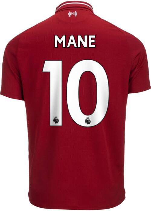 2018/19 New Balance Sadio Mane Liverpool Home Jersey