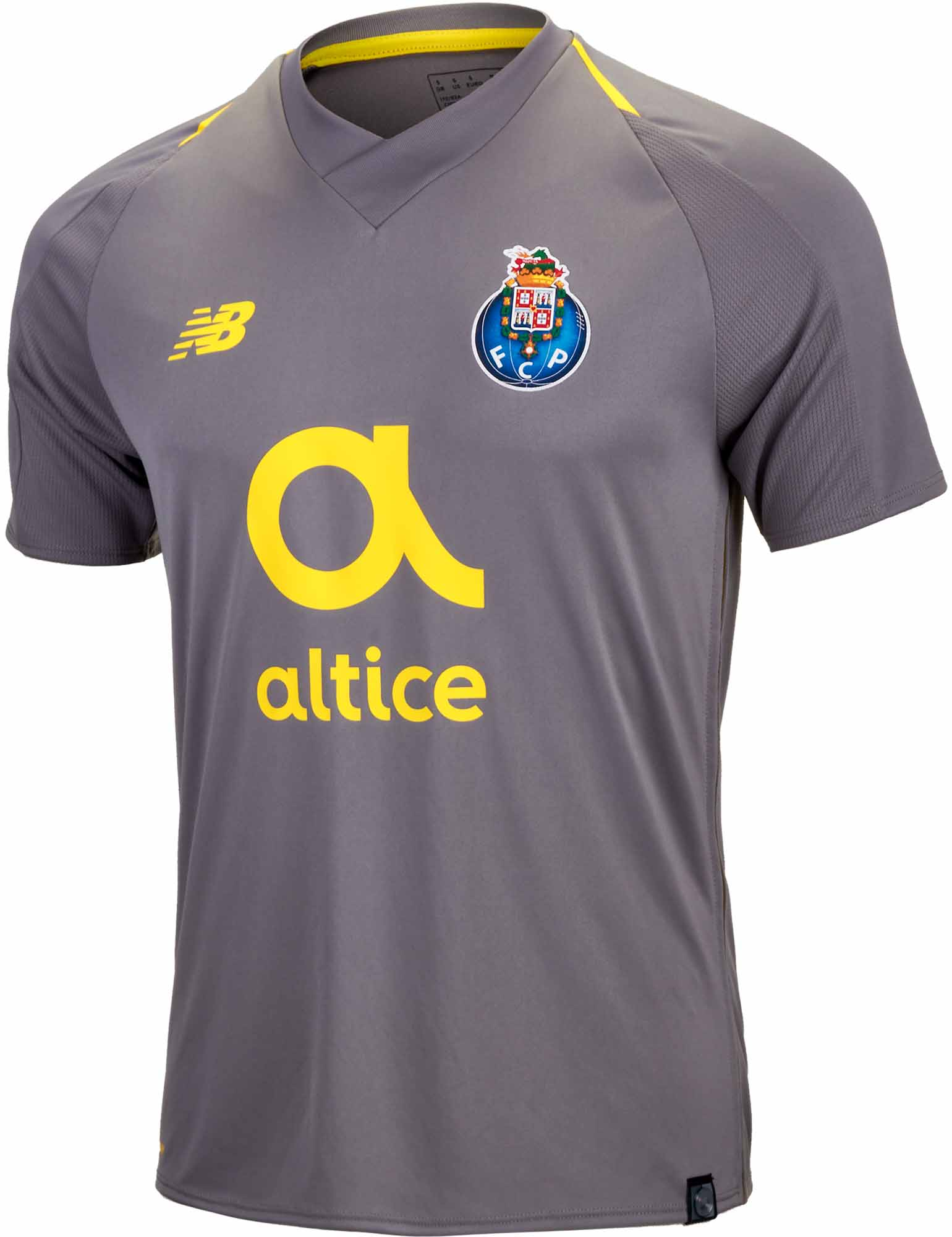 quality design 758ce 343ba New Balance Porto Away Jersey 2018-19