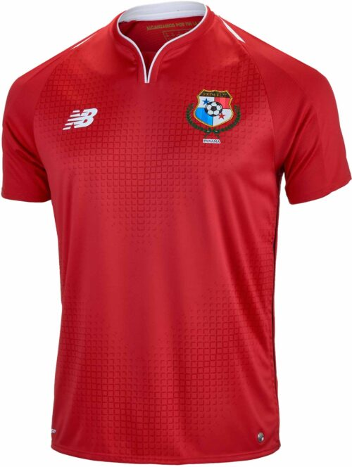 New Balance Panama Home Jersey 2018-19