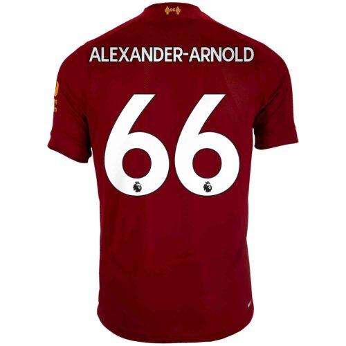 2019/20 New Balance Trent Alexander-Arnold Liverpool Home Jersey