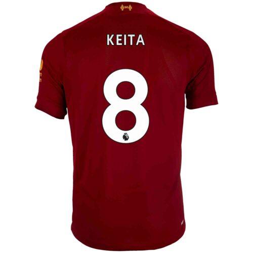 2019/20 New Balance Naby Keita Liverpool Home Jersey