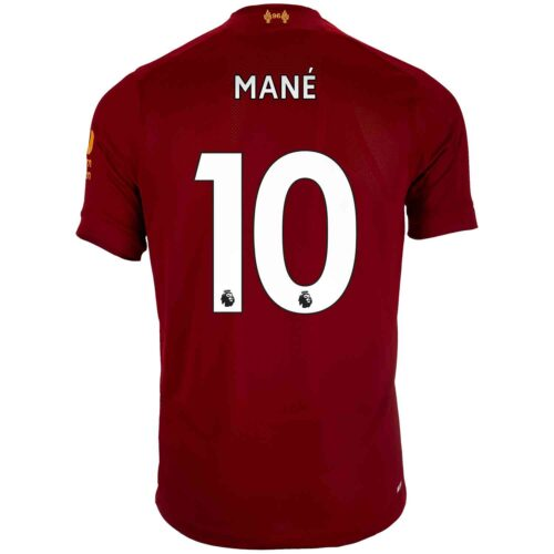 2019/20 New Balance Sadio Mane Liverpool Home Jersey