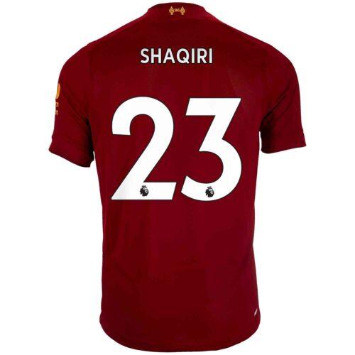 2019/20 New Balance Xherdan Shaqiri Liverpool Home Jersey