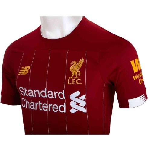 2019/20 New Balance Liverpool Home Elite Jersey