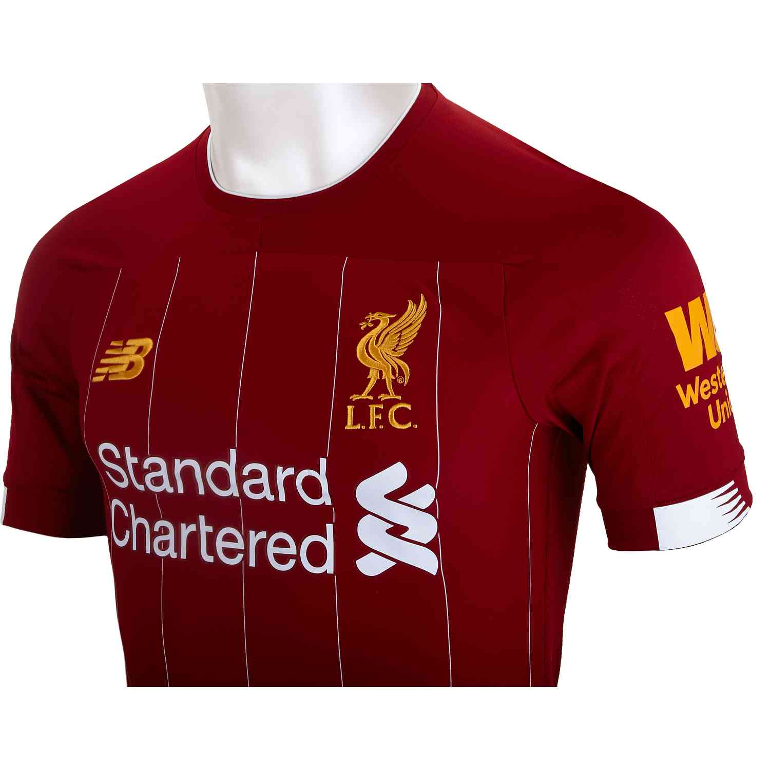 newest collection 88f38 d1771 2019/20 New Balance Andrew Robertson Liverpool Home Elite ...