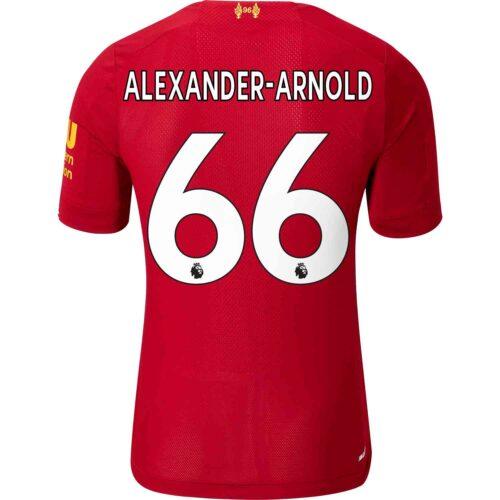 2019/20 New Balance Trent Alexander-Arnold Liverpool Home Elite Jersey