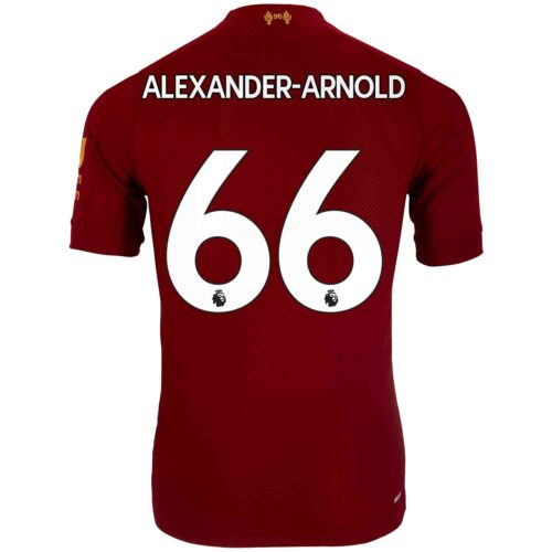 2019/20 New Balance Trent Alexander-Arnold Liverpool Home Elite Jersey
