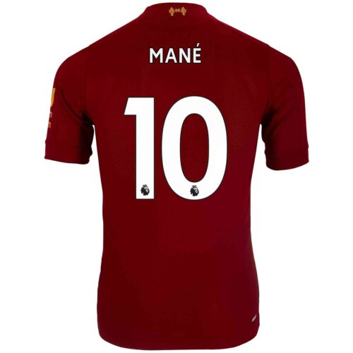2019/20 New Balance Sadio Mane Liverpool Home Elite Jersey