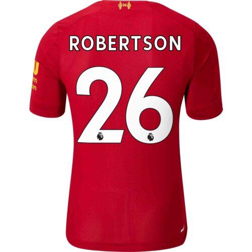 2019/20 New Balance Andrew Robertson Liverpool Home Elite Jersey