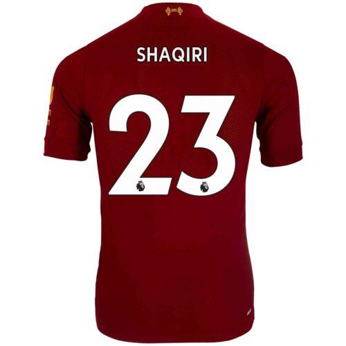 2019/20 New Balance Xherdan Shaqiri Liverpool Home Elite Jersey
