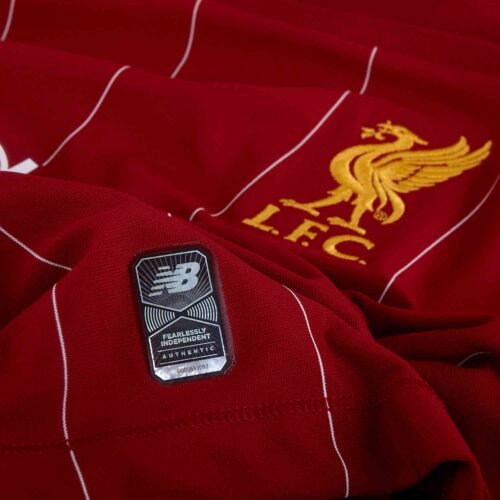 2019/20 New Balance Sadio Mane Liverpool Home L/S Jersey
