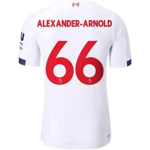 2019/20 New Balance Trent Alexander-Arnold Liverpool Away Elite Jersey