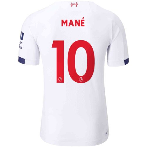 2019/20 New Balance Sadio Mane Liverpool Away Elite Jersey