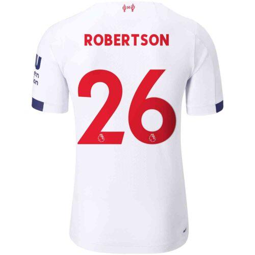 2019/20 New Balance Andrew Robertson Liverpool Away Elite Jersey