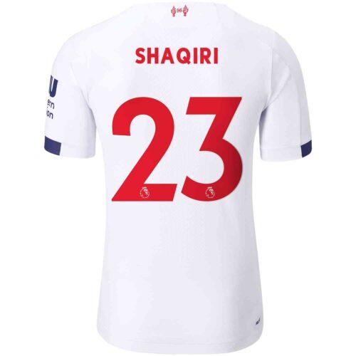 2019/20 New Balance Xherdan Shaqiri Liverpool Away Elite Jersey