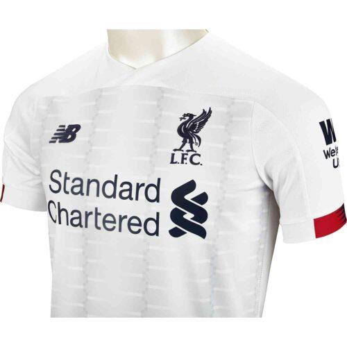 2019/20 New Balance Liverpool Away Jersey