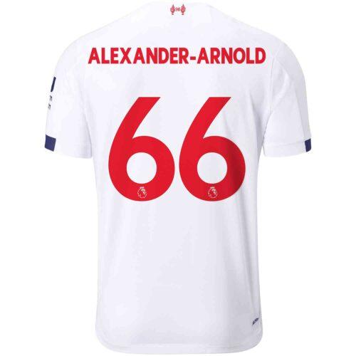 2019/20 New Balance Trent Alexander-Arnold Liverpool Away Jersey