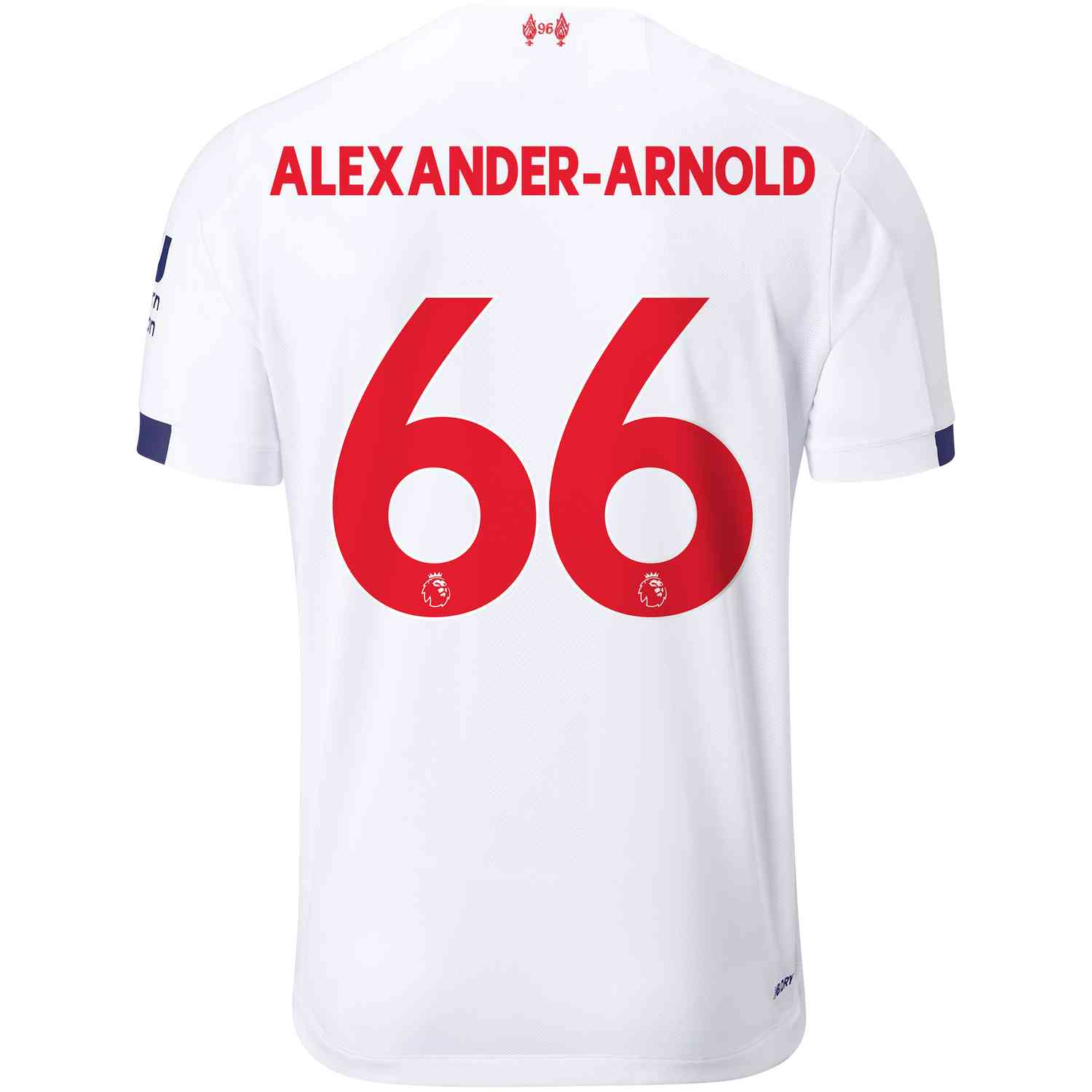 new style 6f429 8c35d 2019/20 New Balance Trent Alexander-Arnold Liverpool Away ...
