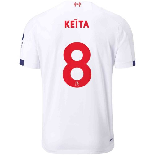 2019/20 New Balance Naby Keita Liverpool Away Jersey