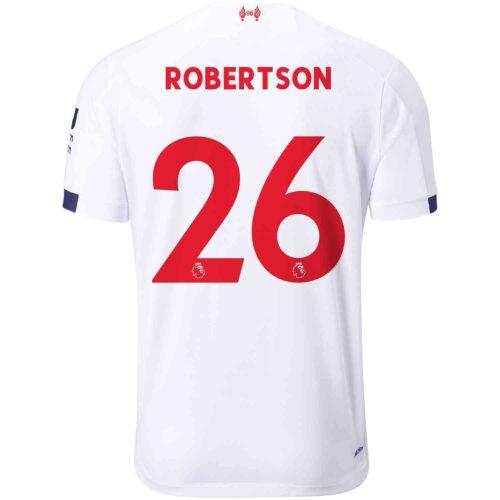 2019/20 New Balance Andrew Robertson Liverpool Away Jersey