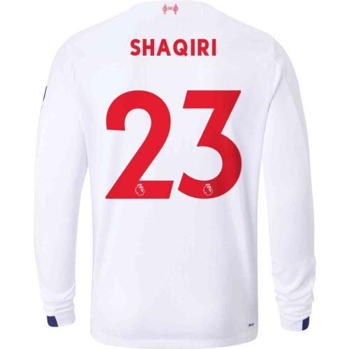 2019/20 New Balance Xherdan Shaqiri Liverpool Away L/S Jersey
