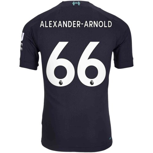 2019/20 New Balance Trent Alexander-Arnold Liverpool 3rd Elite Jersey