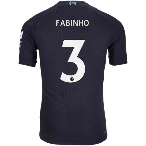 2019/20 New Balance Fabinho Liverpool 3rd Elite Jersey
