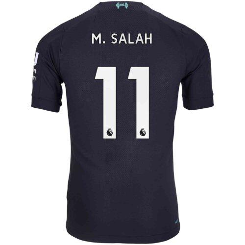 2019/20 New Balance Mohamed Salah Liverpool 3rd Elite Jersey