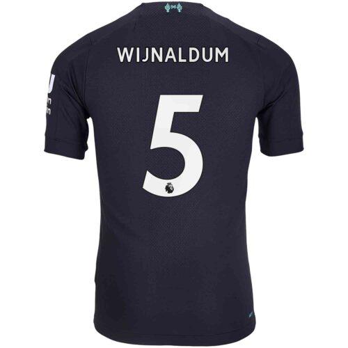 2019/20 New Balance Georginio Wijnaldum Liverpool 3rd Elite Jersey