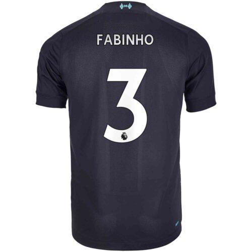 2019/20 New Balance Fabinho Liverpool 3rd Jersey