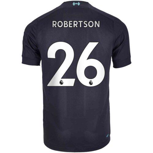 2019/20 New Balance Andrew Robertson Liverpool 3rd Jersey