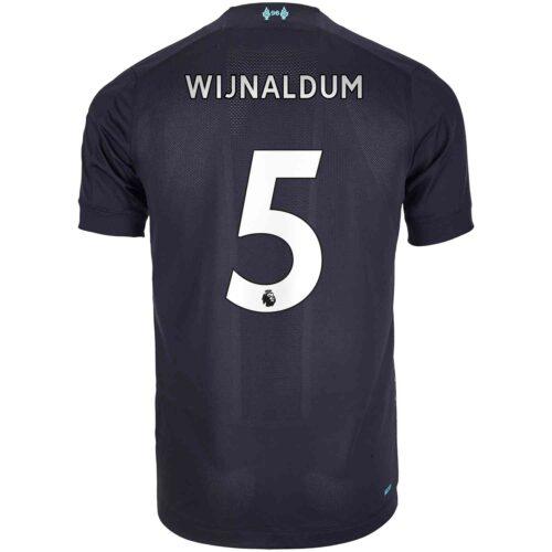2019/20 New Balance Georginio Wijnaldum Liverpool 3rd Jersey