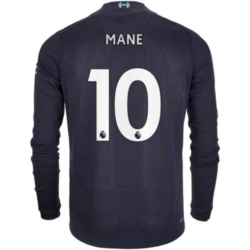2019/20 New Balance Sadio Mane Liverpool 3rd L/S Jersey