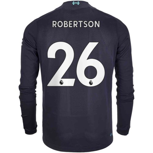 2019/20 New Balance Andrew Robertson Liverpool 3rd L/S Jersey