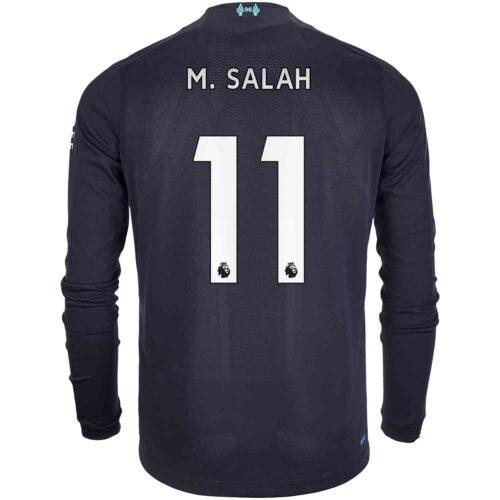 2019/20 New Balance Mohamed Salah Liverpool 3rd L/S Jersey