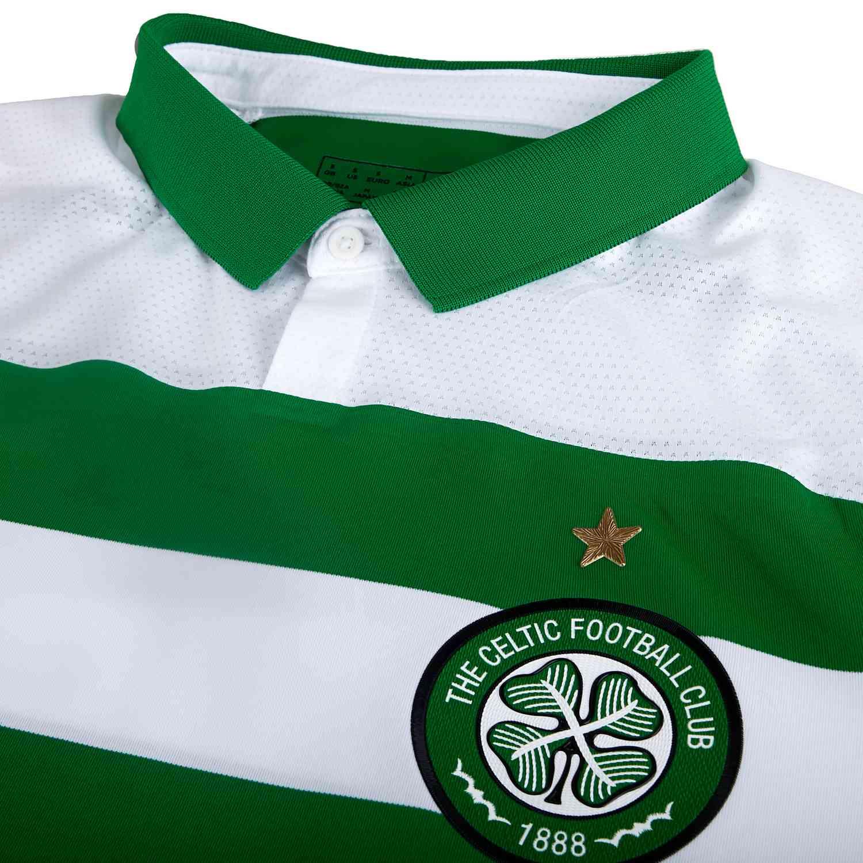 timeless design 52842 bad2e 2019/20 New Balance Celtic Home Elite Jersey - SoccerPro