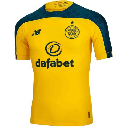 2019/20 New Balance Celtic Away Elite Jersey