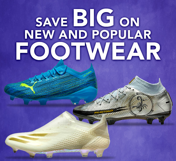 save on new and popular footwear